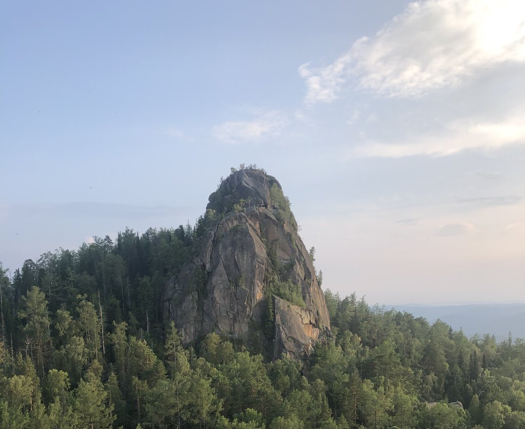 Stolby Nature Reserve