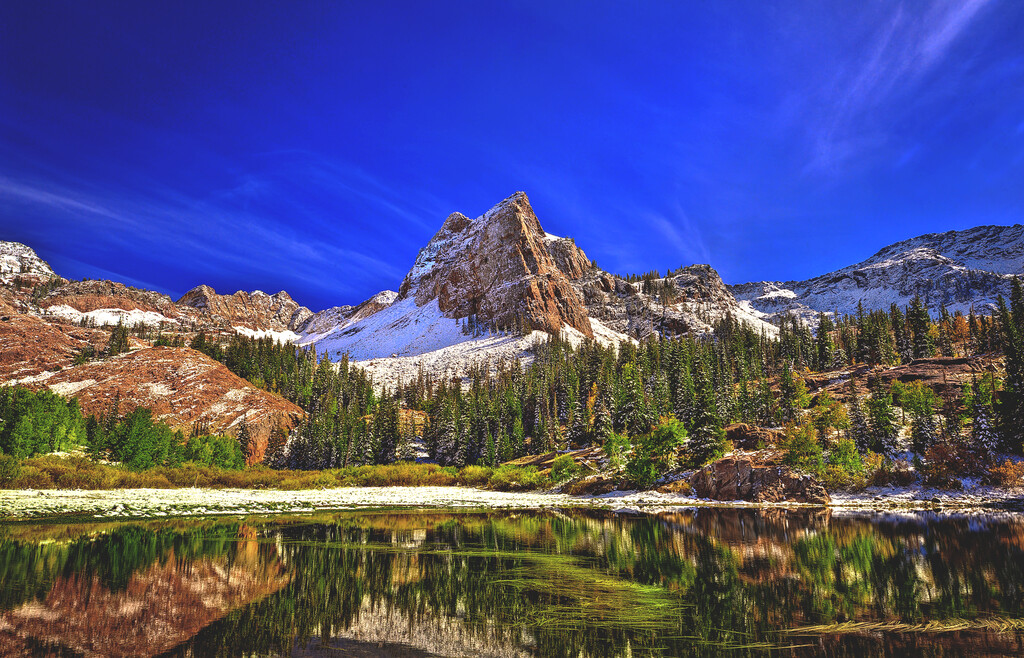 Twin Peaks Wilderness